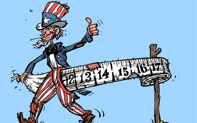 Gánh nặng nợ nần bủa vây người dân Mỹ hậu Covid-19