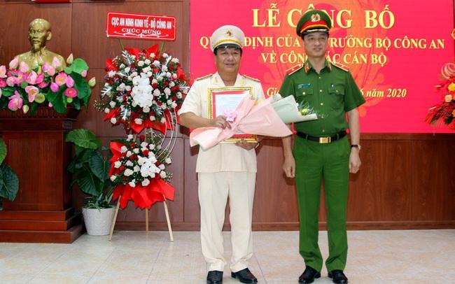 Kiên Giang có tân Giám đốc Công an tỉnh