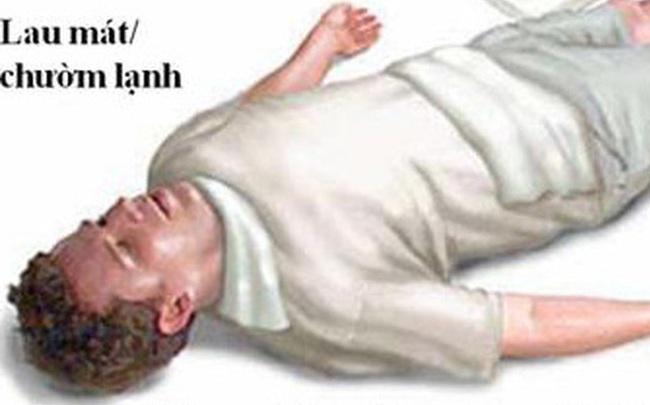 Trưởng khoa Cấp cứu BV Bạch Mai: 4 nhóm người dễ bị say nắng, ảnh hưởng nặng nhất do nắng nóng