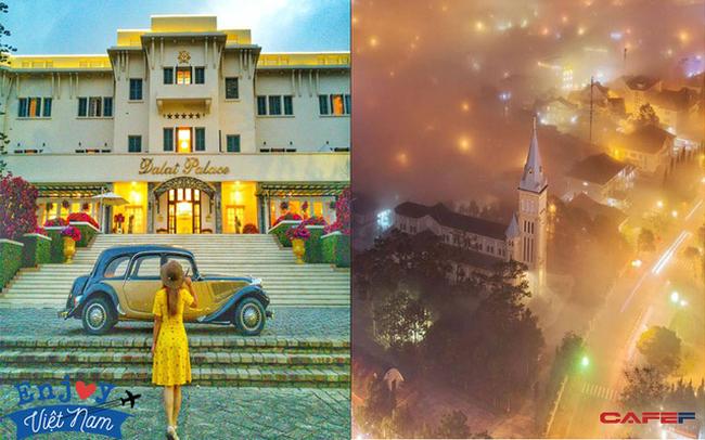 5 khách sạn 5 sao có view đẹp hút tầm mắt ở Đà Lạt: Muốn trốn nắng hè, bạn nhất định nên đến để tận hưởng không khí tuyệt vời của cao nguyên