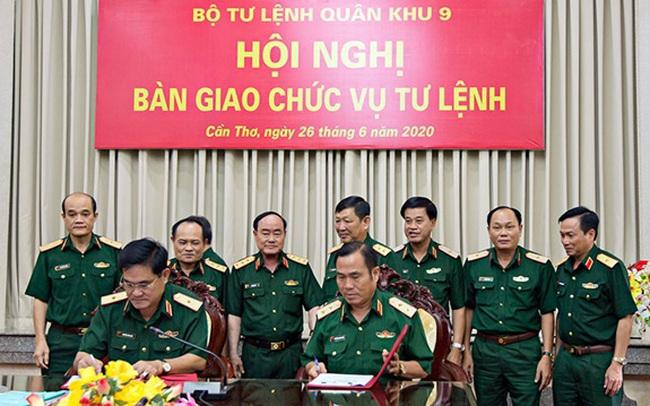 Thiếu tướng Nguyễn Xuân Dắt đảm nhận trọng trách mới