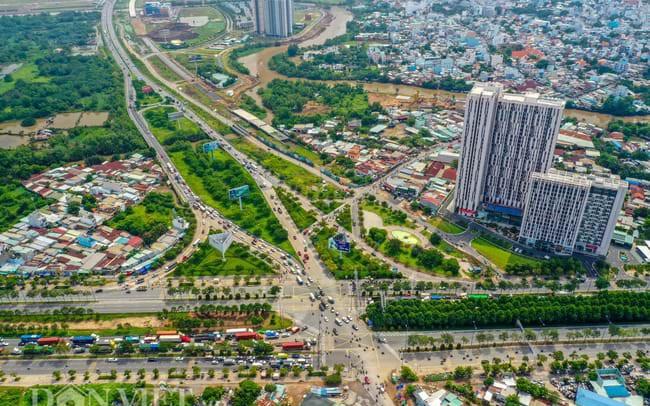 Sẽ điều chỉnh cục bộ quy hoạch 3 khu vực ở Đông Sài Gòn để kêu gọi đầu tư vào Khu đô thị sáng tạo phía Đông