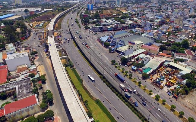 Tp.HCM: Hàng loạt dự án giao thông lớn được đầu tư trong năm 2020