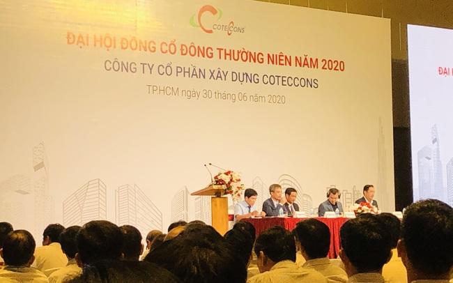 ĐHĐCĐ Coteccons (CTD): Chủ tịch Nguyễn Bá Dương nhận lỗi về những xung đột lợi ích vừa qua, cam kết Công ty sẽ phát triển rực rỡ hơn nữa