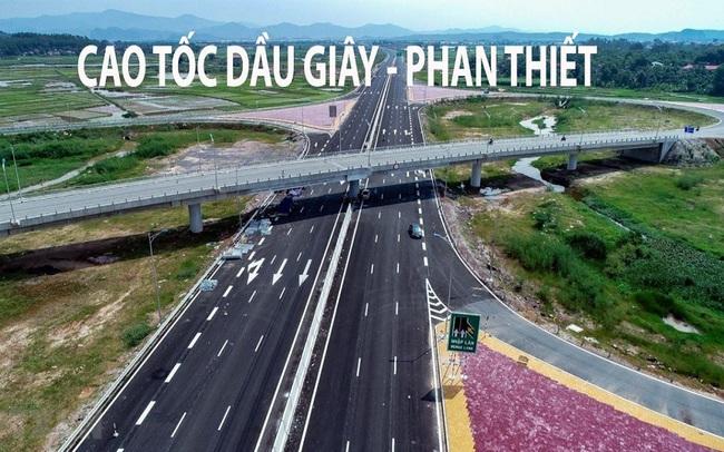 Chi phí giải phóng mặt bằng cao tốc Phan Thiết - Dầu Giây (đoạn qua Đồng Nai) tăng gần 1,3 ngàn tỷ đồng