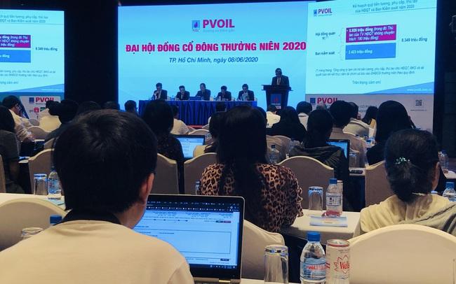 ĐHĐCĐ PV OIL: Tình hình quý 3-4/2020 vẫn còn là dấu hỏi, muốn trở thành doanh nghiệp thứ 3 tham gia cung cấp nhiên liệu bay cho ngành hàng không
