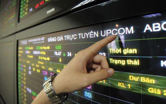 Điểm mặt những cổ phiếu hấp dẫn nhà đầu tư trên sàn UPCom