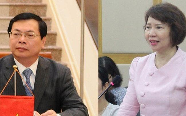 Vì sao ông Vũ Huy Hoàng và bà Hồ Thị Kim Thoa bị khởi tố?