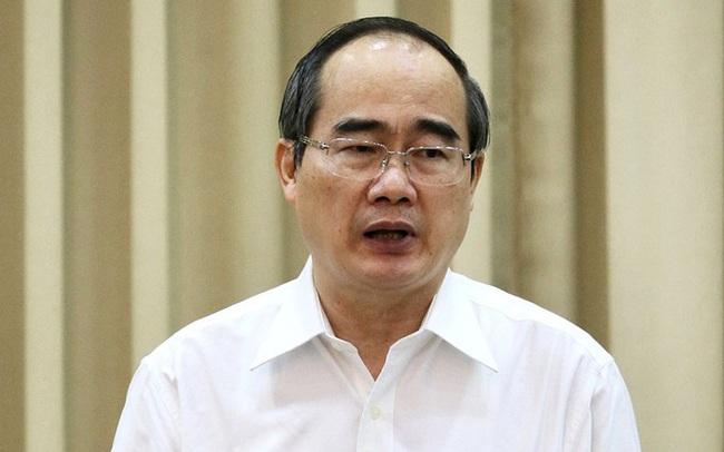 Bí thư Nguyễn Thiện Nhân nói về việc khởi tố Phó Chủ tịch TPHCM Trần Vĩnh Tuyến