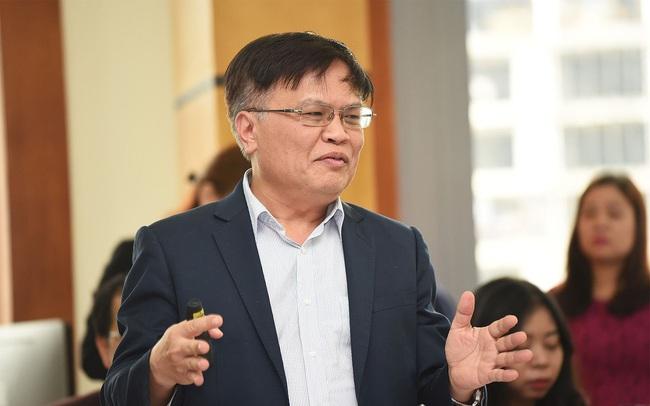 """TS. Nguyễn Đình Cung: Không nên dùng từ """"giải cứu"""" với Vietnam Airlines"""