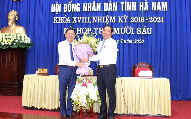 Hà Nam có tân Phó Chủ tịch Ủy ban nhân dân tỉnh