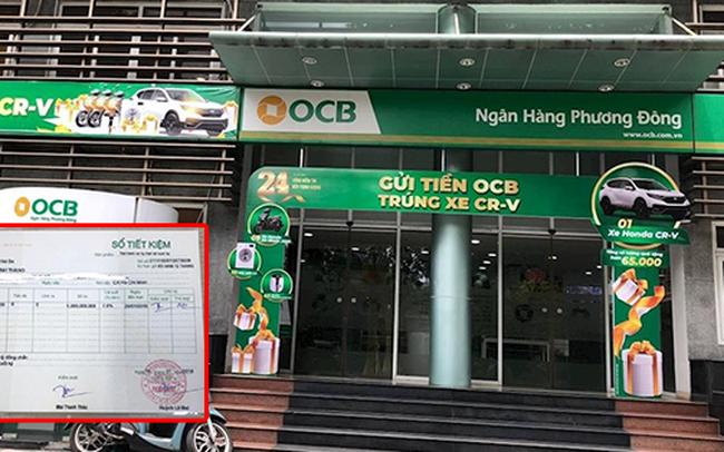 """OCB nói gì về việc khách hàng """"tố"""" mất gần 6 tỷ đồng tại ngân hàng?"""
