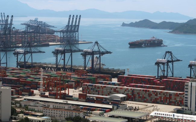 ASEAN vượt qua EU trở thành đối tác thương mại lớn nhất của Trung Quốc