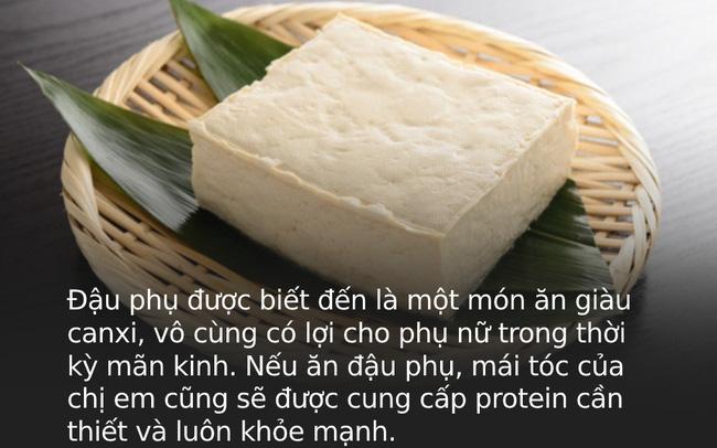"""Đậu phụ bổ dưỡng sánh ngang với thịt dê: Đặc biệt tốt cho phụ nữ nhưng đừng ăn kèm 5 món sau kẻo """"sinh độc"""""""