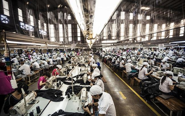 Việt Nam nằm trong số 3 quốc gia tăng trưởng dệt may lớn nhất trong cuộc chiến thương mại Mỹ - Trung