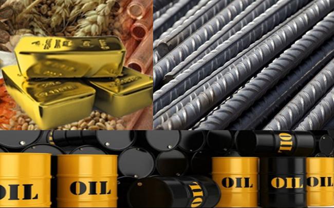Thị trường ngày 16/7: Giá vàng tiếp tục vượt xa mốc 1.800 USD/ounce, dầu tăng 2%