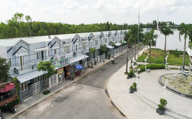 """Nhà phố, biệt thự đang """"dạt"""" mạnh về vùng lân cận Sài Gòn"""