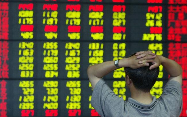 TTCK Trung Quốc chìm trong cơn bán tháo, các chỉ số lớn giảm mạnh nhất kể từ tháng 2