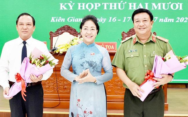 Ông Nguyễn Đức Chín được bầu làm Phó Chủ tịch UBND tỉnh Kiên Giang