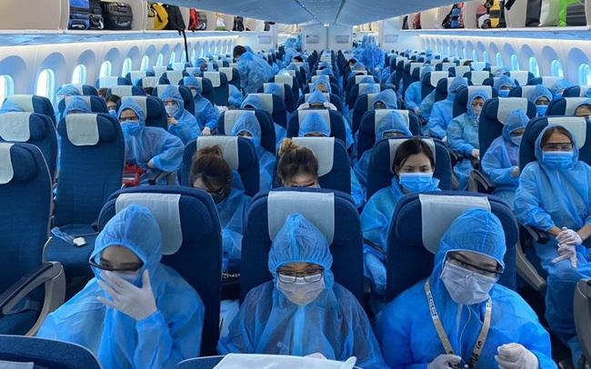 Chuyến bay đón công nhân Việt Nam ở Guinea Xích đạo khởi hành ngày 3/8