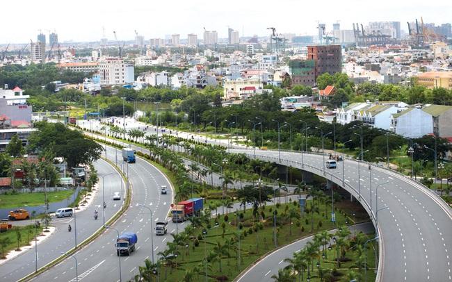 Phát triển kinh tế đô thị đưa Nhà Bè (Tp.HCM) trở thành quận vào năm 2025