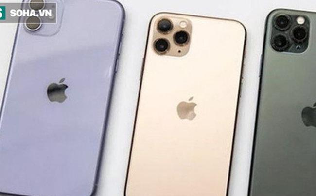 Giá iPhone 11 bất ngờ lao dốc