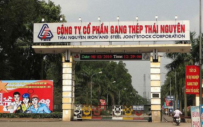 Gang thép Thái Nguyên (TIS): Quý 2 lãi 15 tỷ đồng giảm 48% so với cùng kỳ