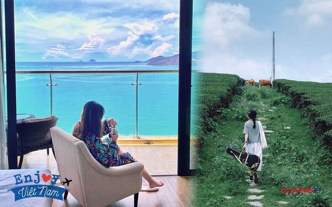 """4 kiểu combo du lịch gây """"sốt"""" giữa cao điểm tháng 7: Chưa bao giờ khám phá vẻ đẹp Việt lại đơn giản và tiện lợi đến thế"""