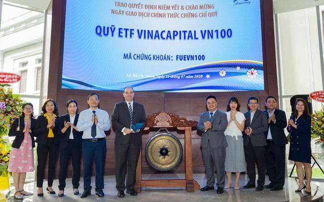 Chính thức niêm yết quỹ ETF VinaCapital VN100