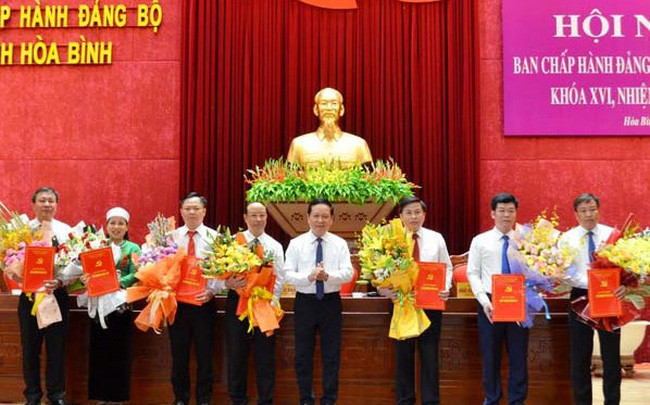 Ban Bí thư Trung ương Đảng chuẩn y 07 Ủy viên Thường vụ Tỉnh ủy