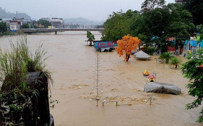Mưa lớn liên tiếp khiến 3 người thương vong ở Hà Giang