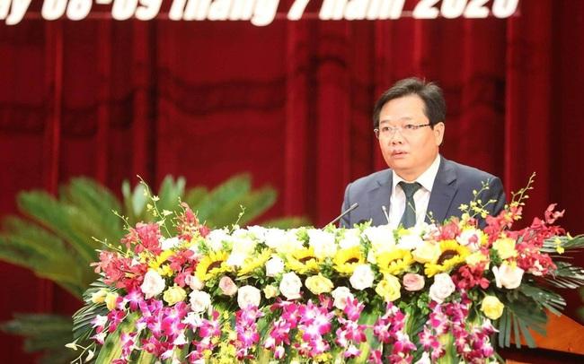 Giám đốc Sở Tài chính Quảng Ninh bị kỷ luật Đảng