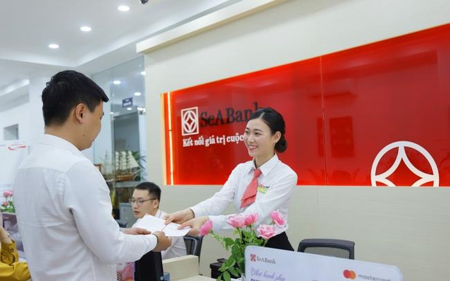 SeABank lãi trước thuế 754 tỷ đồng trong 6 tháng đầu năm, tăng 72% so với cùng kỳ