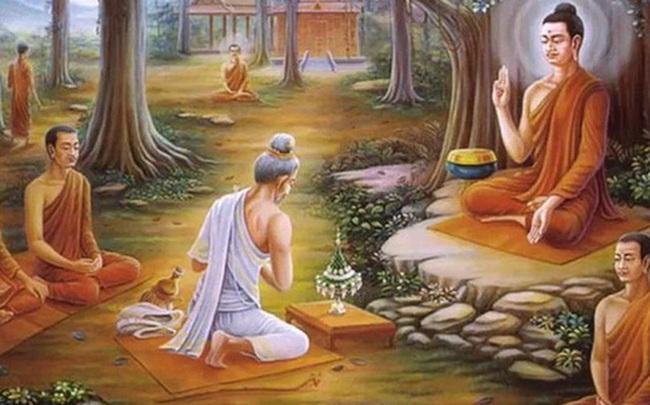 Đức Phật dạy: Có 1 kiểu lời không nên nói và 1 kiểu lời nên nói ra, làm được con người sẽ tích thêm phúc đức cho bản thân
