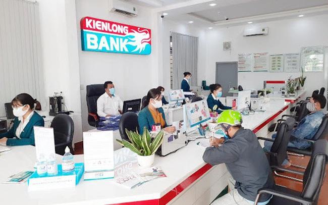 Lợi nhuận trước thuế Kienlongbank 6 tháng đầu năm giảm 30% so với cùng kỳ, tỷ lệ nợ xấu trên 6%