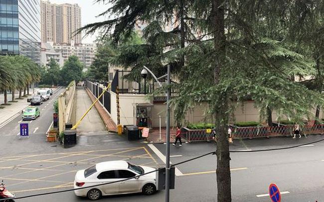 Trả đũa Washington, Trung Quốc yêu cầu Mỹ đóng cửa tổng lãnh sự quán ở Thành Đô