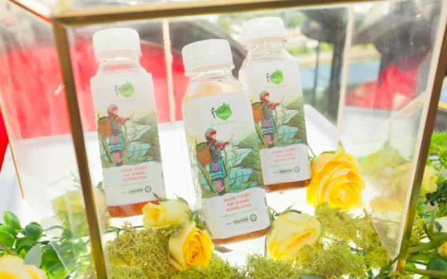 Một startup thức uống detox Việt đặt mục tiêu 200 tỷ doanh thu sau 3 năm