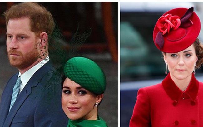 """Meghan Markle từng bị chị dâu Kate phớt lờ dù đã cố gắng giao tiếp và bị các thành viên hoàng gia """"bán đứng"""""""