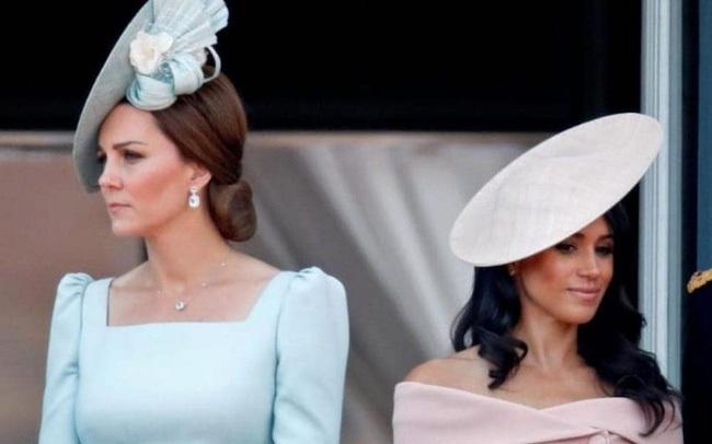 Một loạt bằng chứng cho thấy mối quan hệ rạn nứt giữa Công nương Kate với em dâu Meghan hoàn toàn có thật