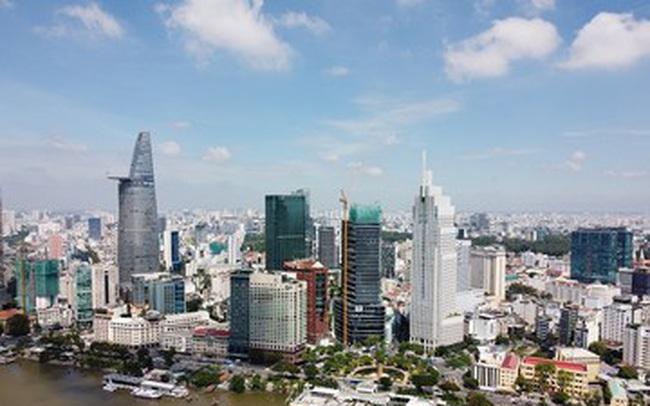 Giá rao bán trung bình chung cư tại TP HCM cao hơn Hà Nội