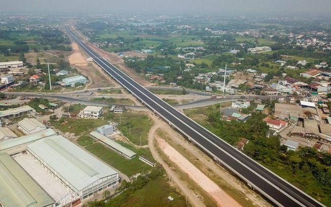 Điều chỉnh dự án cao tốc Bến Lức – Long Thành