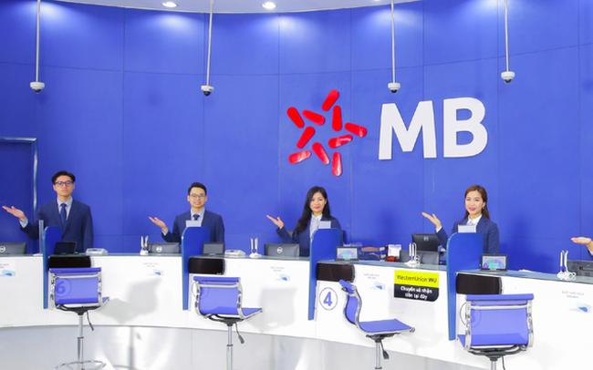 Ngân hàng MB báo lãi trước thuế 6 tháng đầu năm hơn 5.100 tỷ đồng