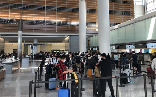 Đưa hơn 280 công dân Việt Nam từ Mỹ về nước an toàn
