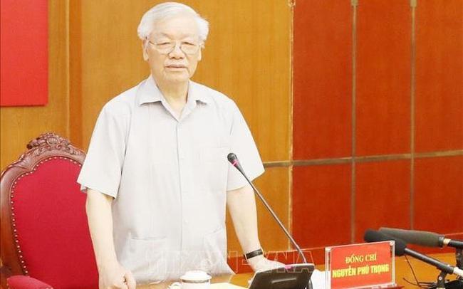 Ban Bí thư khai trừ 3 cán bộ, đảng viên ra khỏi Đảng