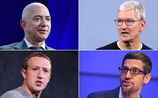 Sắp diễn ra buổi điều trần chưa từng có trong lịch sử, thành phần gồm 4 CEO quyền lực, giàu có bậc nhất thế giới