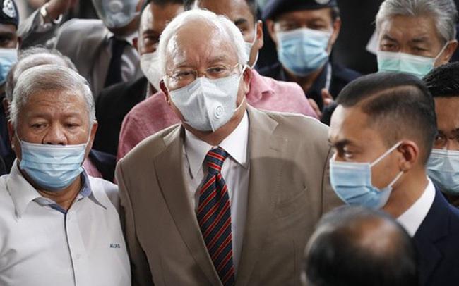 Cựu Thủ tướng Malaysia Najib lãnh 7 tội danh trong đại án 1MDB