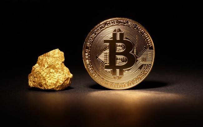 Vàng tăng thẳng đứng nên ít ai để ý là bitcoin cũng tăng vọt và đây là lý do