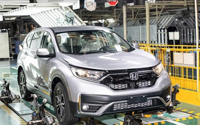 Đại lý báo giá dự kiến Honda CR-V 2020: Từ 1,009 tỷ đồng, tăng gần 30 triệu đồng so với đời cũ
