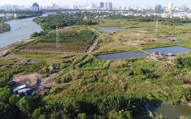 Quốc Cường Gia Lai sa lầy ở dự án Bắc Phước Kiển, nguy cơ bị thu hồi