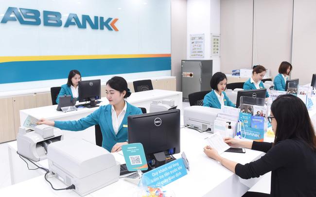 ABBank báo lãi 628 tỷ đồng trong 6 tháng đầu năm